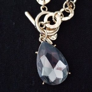 """Charming Charlie Jewelry - 9"""" short toggle necklace"""